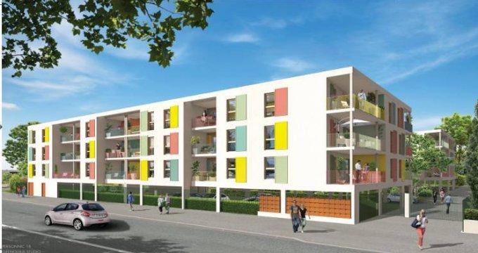 Achat / Vente appartement neuf Arles proche centre historique (13200) - Réf. 3047