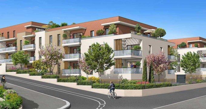 Achat / Vente appartement neuf Aubagne à deux pas du centre (13400) - Réf. 2543