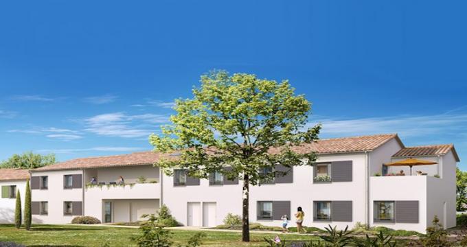 Achat / Vente appartement neuf Fuveau à 50 mètres des écoles (13710) - Réf. 3788
