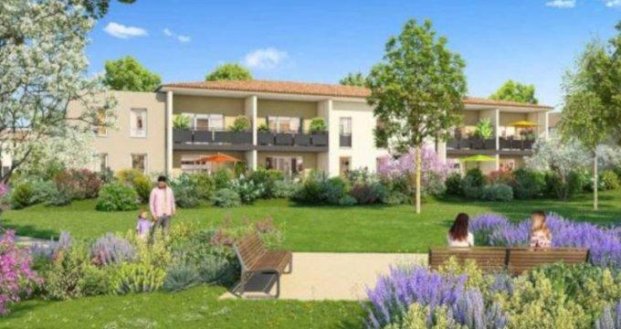 Achat / Vente appartement neuf Gardanne 5 minutes du coeur de ville (13120) - Réf. 5046