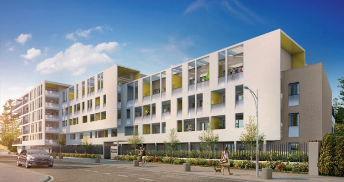 Achat / Vente appartement neuf Gardanne à deux pas du centre (13120) - Réf. 2937