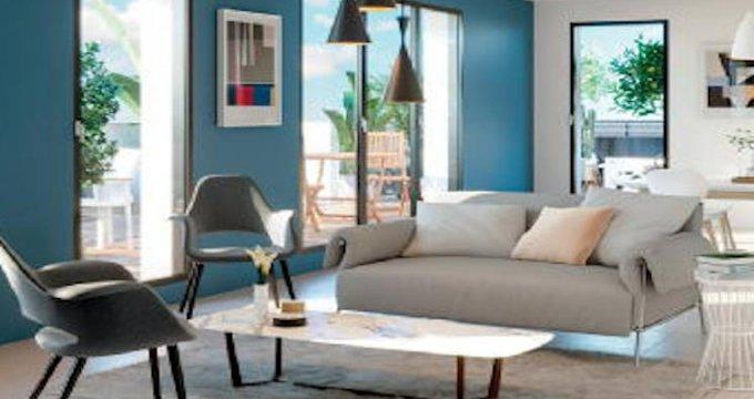 Achat / Vente appartement neuf Gardanne au coeur d'un écrin de nature proche commerces (13120) - Réf. 5235