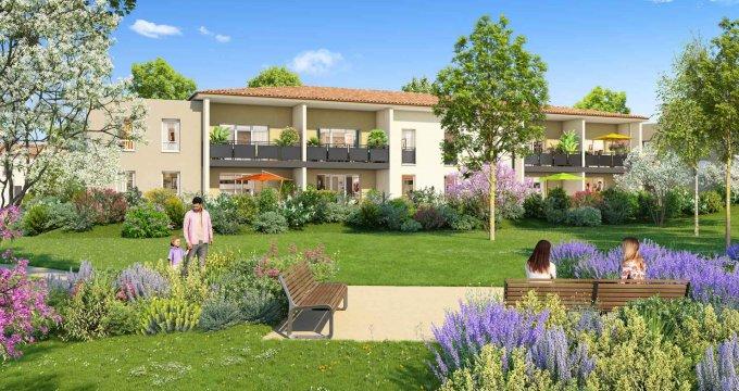 Achat / Vente appartement neuf Gardanne proche coeur de ville (13120) - Réf. 3751