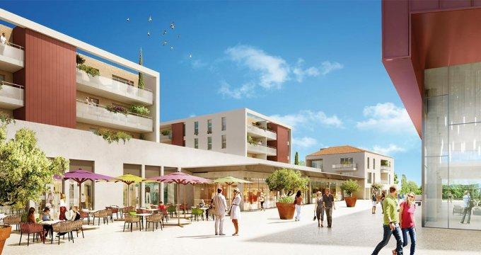 Achat / Vente appartement neuf Istres 13 centre-ville (13800) - Réf. 2055