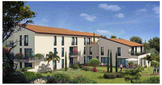 Achat / Vente appartement neuf La Ciotat proche centre-ville (13600) - Réf. 2610