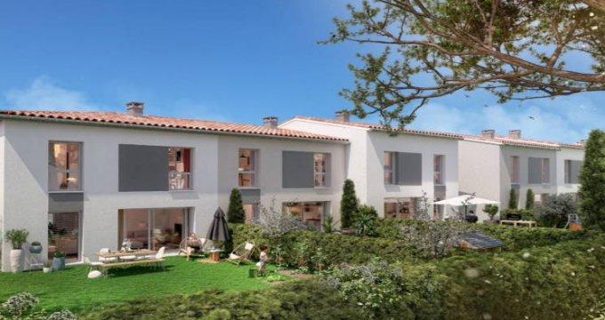 Achat / Vente appartement neuf La Fare-les-Oliviers à 2 kilomètres du centre (13580) - Réf. 4694