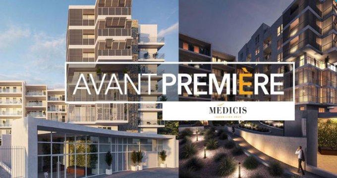 Achat / Vente appartement neuf Marseille 04 proche métro et commerce (13004) - Réf. 3953
