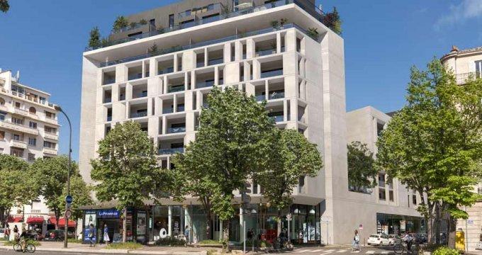Achat / Vente appartement neuf Marseille 08 avenue du Prado (13008) - Réf. 4316