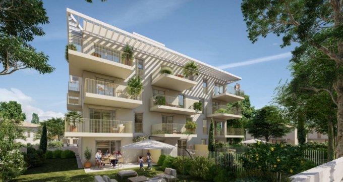 Achat / Vente appartement neuf Marseille 09 proche du quartier Le Cabot (13009) - Réf. 6237