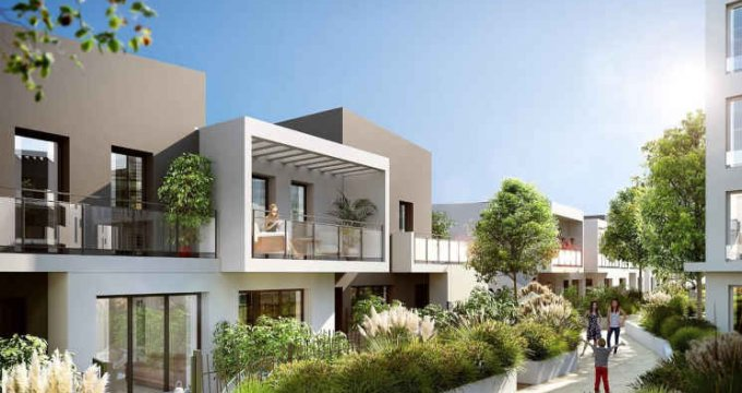 Achat / Vente appartement neuf Marseille 10 Pont de Vivaux (13010) - Réf. 2685