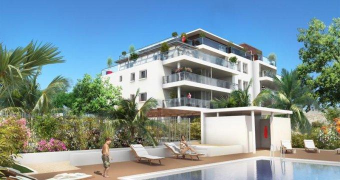 Achat / Vente appartement neuf Marseille 11 Quartier Camoins (13011) - Réf. 1020