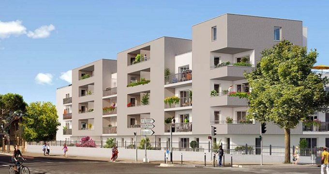 Achat / Vente appartement neuf Marseille 11 secteur Saint Loup (13011) - Réf. 1714