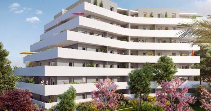 Achat / Vente appartement neuf Marseille 12 proche des commodités (13012) - Réf. 504