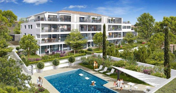 Achat / Vente appartement neuf Marseille 12 proche paroisse Saint-Julien (13012) - Réf. 1191