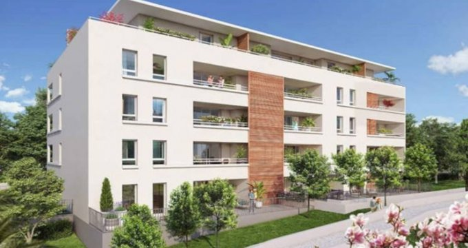 Achat / Vente appartement neuf Marseille 12 secteur des Caillols, proche bus (13012) - Réf. 5398