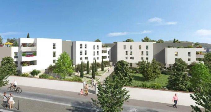 Achat / Vente appartement neuf Marseille 13 à l'entrée de Chateau Gombert (13003) - Réf. 4355