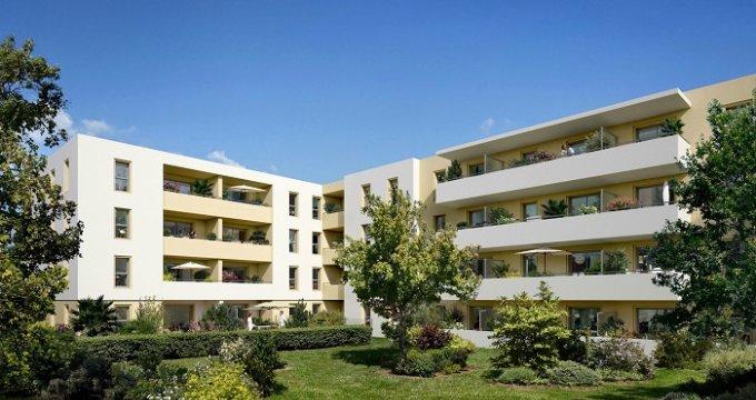 Achat / Vente appartement neuf Marseille 13 secteur La Rose (13013) - Réf. 3407
