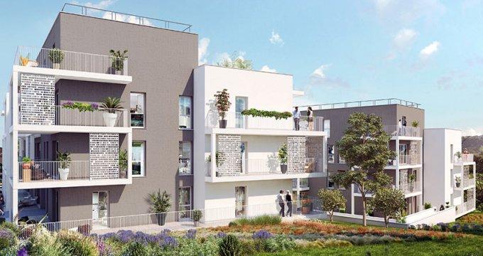 Achat / Vente appartement neuf Marseille 13e proche des transports en commun (13013) - Réf. 1860