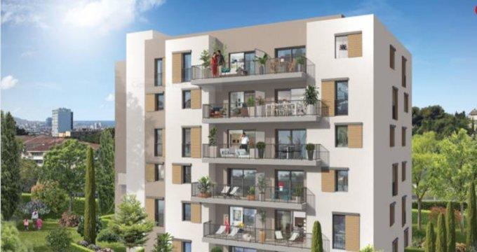 Achat / Vente appartement neuf Marseille 14 secteur Saint-Jérôme (13014) - Réf. 2730