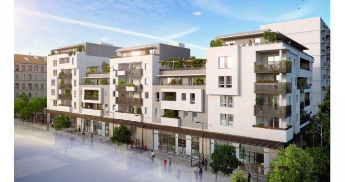 Achat / Vente appartement neuf Marseille 2 la Joliette (13002) - Réf. 1174