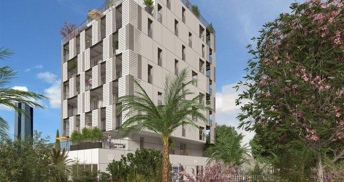 Achat / Vente appartement neuf Marseille 2 proche métro ligne 2 (13002) - Réf. 910