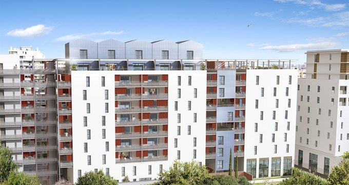 Achat / Vente appartement neuf Marseille 2 proche Terrasses du Port (13002) - Réf. 2809