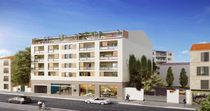 Achat / Vente appartement neuf Marseille 4 Blancarde résidence Intimiste (13004) - Réf. 3007