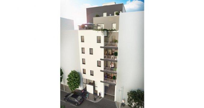 Achat / Vente appartement neuf Marseille 4 Parc Longchamps Chartreux (13004) - Réf. 2692