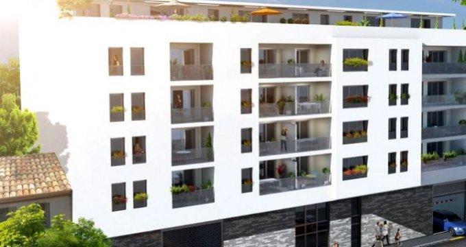 Achat / Vente appartement neuf Marseille 4ème proche du métro (13004) - Réf. 982
