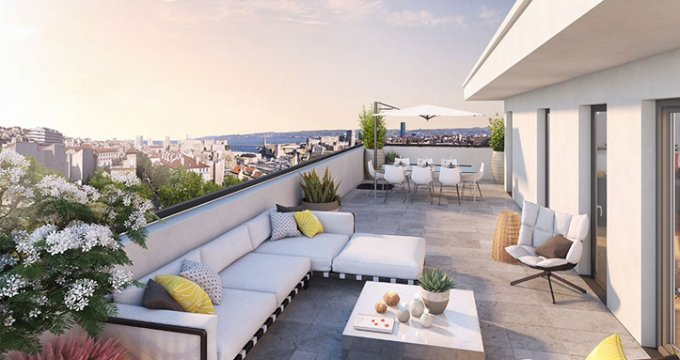 Achat / Vente appartement neuf Marseille 7 quartier St Victor (13007) - Réf. 586
