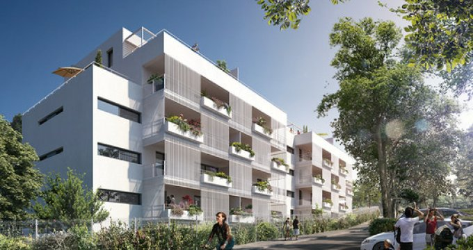 Achat / Vente appartement neuf Marseille 8 secteur Clot Bey (13008) - Réf. 4078