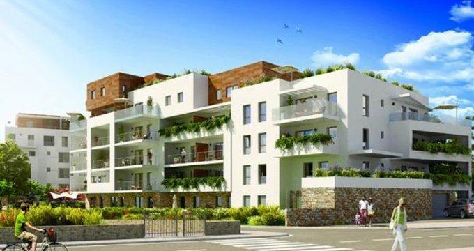 Achat / Vente appartement neuf Marseille 9 Mazargues Tassigny (13009) - Réf. 2628