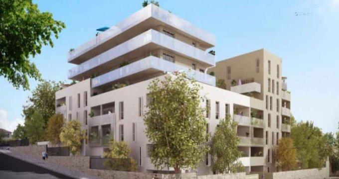 Achat / Vente appartement neuf Marseille  9 Michelet sur Jardin (13009) - Réf. 2627