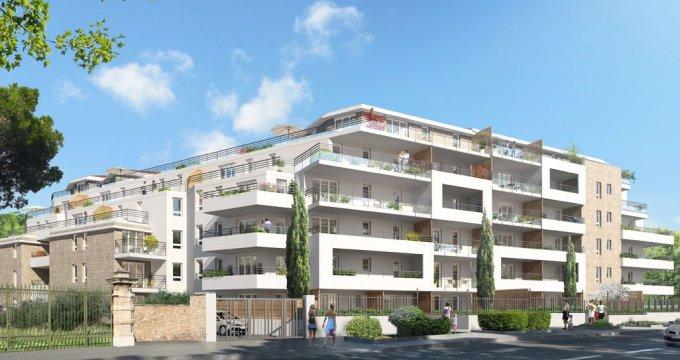 Achat / Vente appartement neuf Marseille 9 proche du Parc National des Calanques (13009) - Réf. 1497