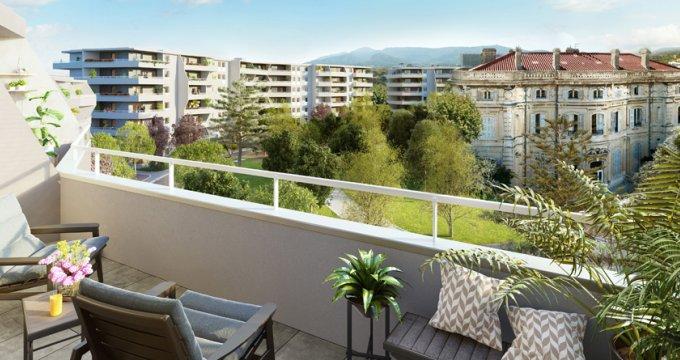 Achat / Vente appartement neuf Marseille 9 proche parc naturel des Calanques (13009) - Réf. 4060