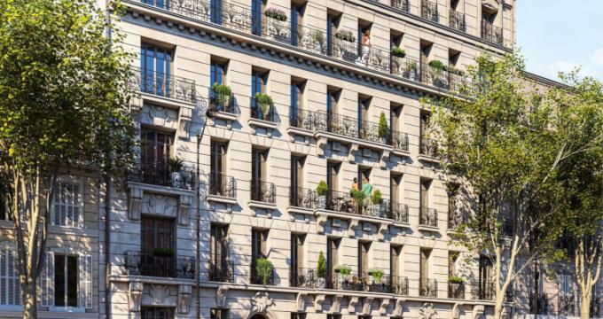 Achat / Vente appartement neuf Marseille proche gare Saint-Charles (13001) - Réf. 5189