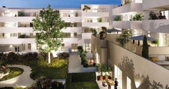 Achat / Vente appartement neuf Marseille proche Stade Vélodrome (13001) - Réf. 870