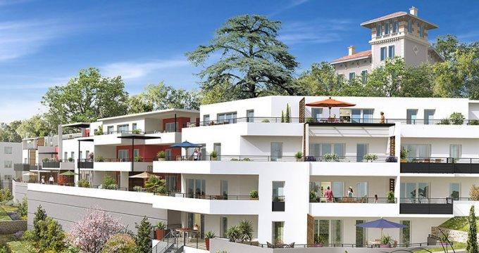 Achat / Vente appartement neuf Marseille quartier Saint-Julien (13012) - Réf. 1305