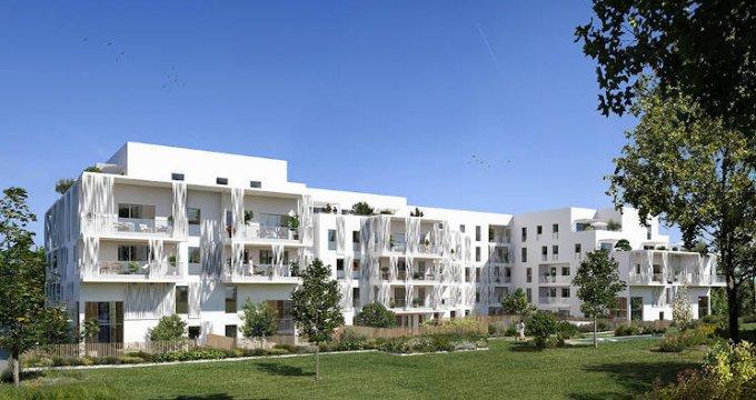Achat / Vente appartement neuf Marseille quartier Sainte - Marguerite (13009) - Réf. 4196