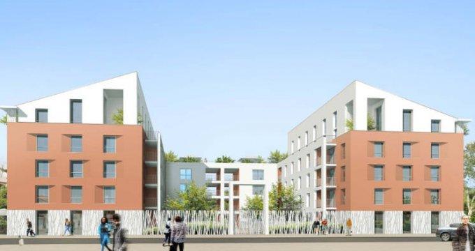 Achat / Vente appartement neuf Miramas centre-ville médiathèque (13140) - Réf. 3455