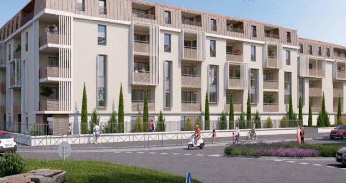 Achat / Vente appartement neuf Miramas proche commerces et transports (13140) - Réf. 3891