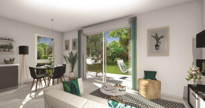 Achat / Vente appartement neuf Plan de Cuques proche du centre du village (13380) - Réf. 4609