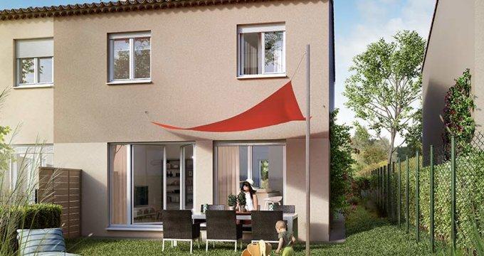 Achat / Vente appartement neuf Saint-Mitre-les-Remparts proche d'un parc boisé (13920) - Réf. 5806