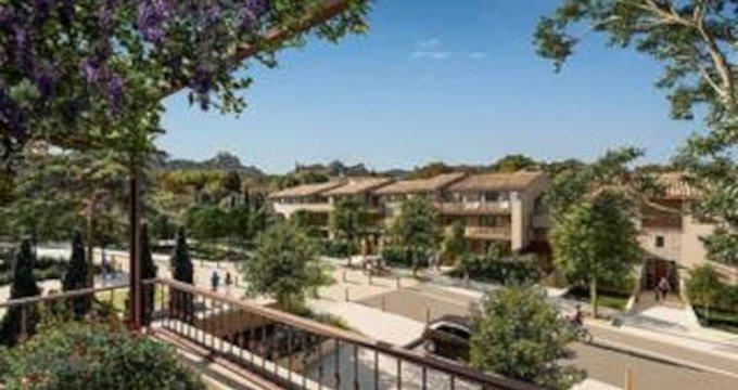 Achat / Vente appartement neuf Saint-Rémy-de-Provence en plein cœur du village (13210) - Réf. 5966
