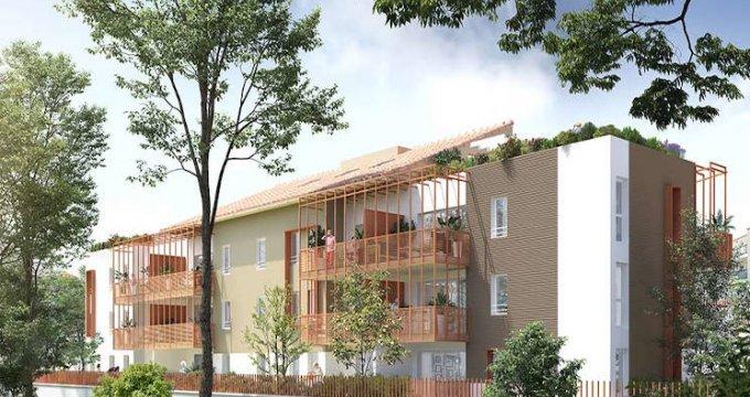 Achat / Vente appartement neuf Salon-de-Provence à 1 minute du collège (13300) - Réf. 3929
