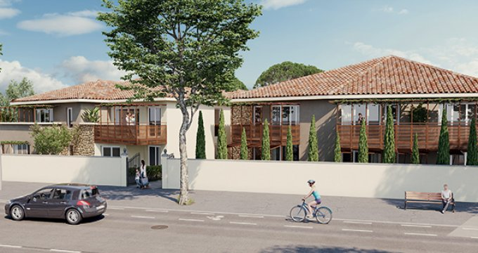 Achat / Vente appartement neuf Salon-de-Provence proche commodités (13300) - Réf. 2150