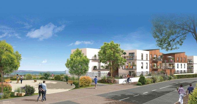 Achat / Vente appartement neuf Vitrolles au centre du quartier des Salins (13127) - Réf. 1930