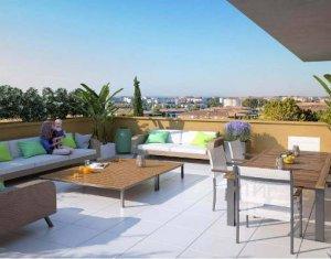 Achat / Vente appartement neuf Aix-en-Provence niché dans le secteur de Saint-Mitre (13090) - Réf. 5996