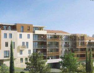 Achat / Vente appartement neuf Aix-en-Provence quartier Bouenhoure (13090) - Réf. 1317