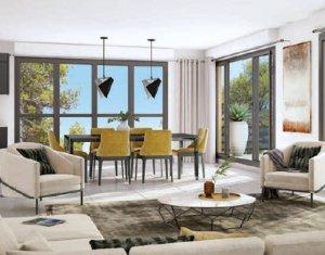 Achat / Vente appartement neuf Aix-en-Provence quartier Pey-Blanc (13090) - Réf. 4901